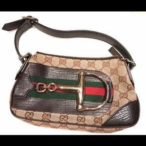 Authentic small Gucci bag